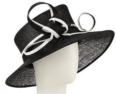 John Lewis Piper Loop Occasion Hat