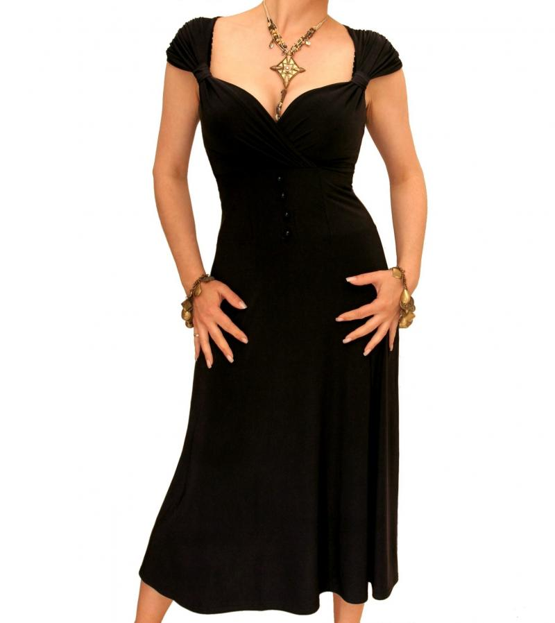 knee length fitted evening dresses