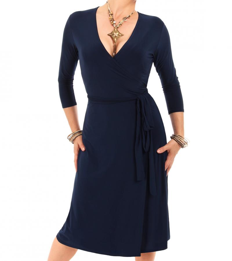 Find great deals on eBay for navy blue wrap dress. Shop with confidence.